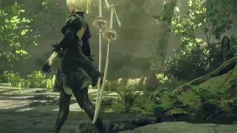 nier automata guide  boss battle thetech