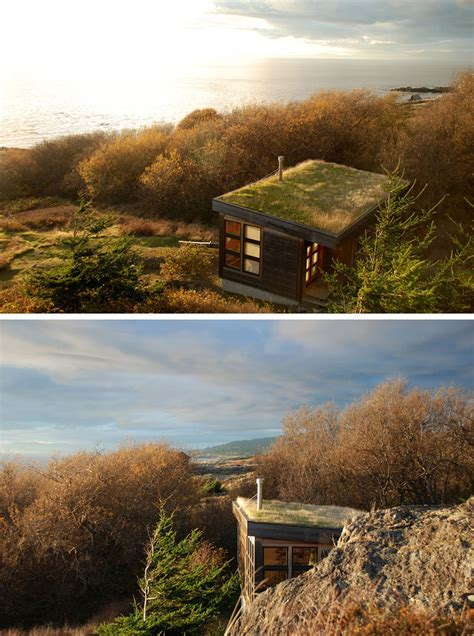 Eagle Point Cabin by 13 Totally Secluded Homes To Escape From The World Contemporist