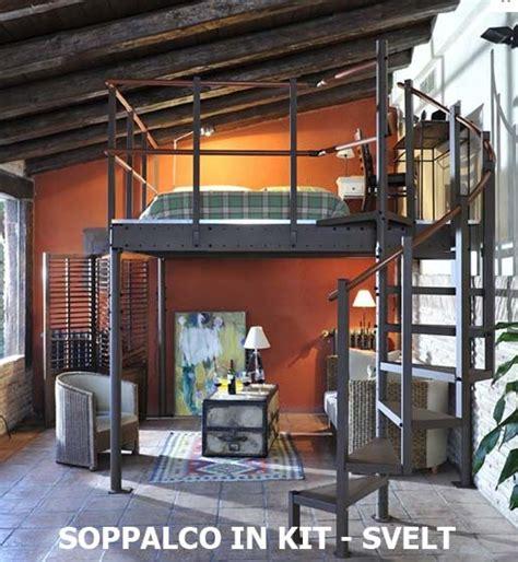 Idee Scale Per Soppalchi by Soppalchi Per La Casa Come Realizzarli Idee Social Casa