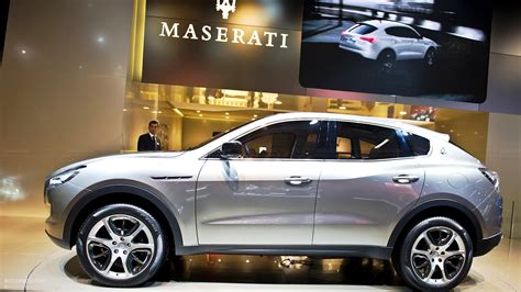 New Maserati Suv by New 2016 Maserati Suv Prices Msrp Cnynewcars