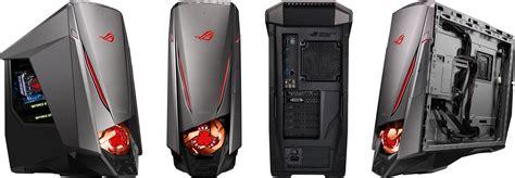Asus Gt51ch Id002t Pc Dekstop asus rog gt51 desktop overclocked i7 6700k gtx 1080 sli