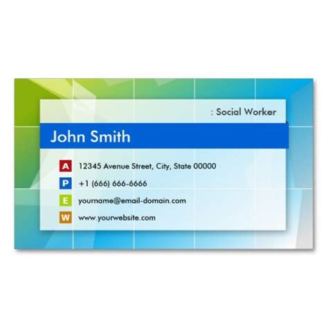 social worker business cards templates 128 best images about social worker business cards on