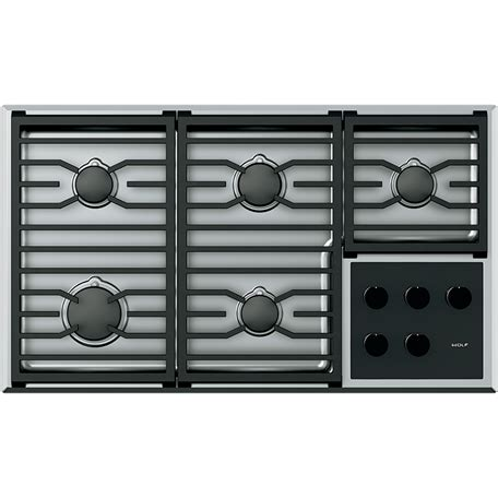 36 wolf cooktop wolf cg365t s lp 36 quot transitional gas cooktop liquid