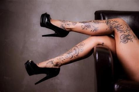 hot tattoo legs sexy legs tat leg tattoos pinterest