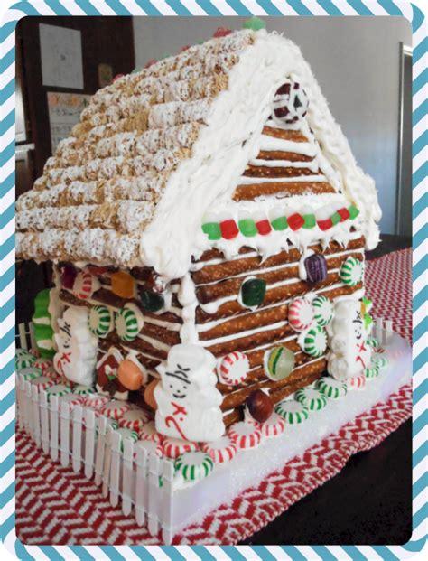 gingerbread log cabin template jam gingerbread log cabin