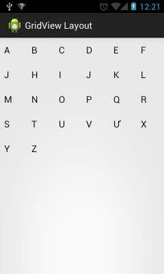 gridview layout b 224 i 5 c 225 c layout cơ bản android chia sẻ lập tr 236 nh miễn
