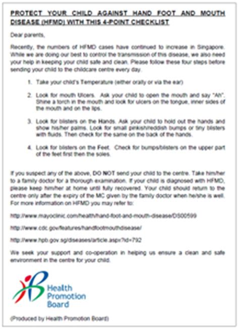 Parent Letter Foot Disease Foot And Disease