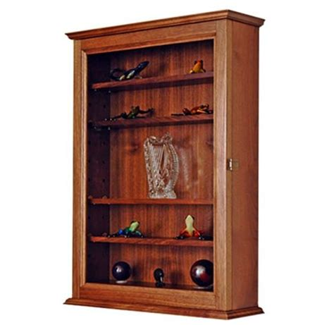 used curio cabinets for sale wall curio cabinet which saves your space