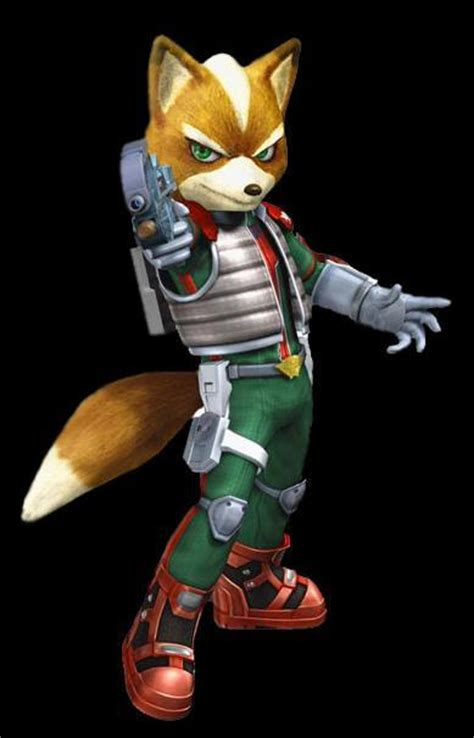 star fox character designs wii u forum page 1
