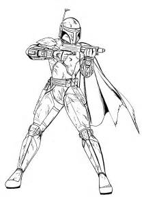coloring star wars jpg 1024 215 1393 nerdy geek colorante 250 squeda boba fett