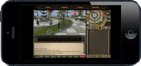 how to play rs on phone free run runescape on android and ios devices - Runescape On Android