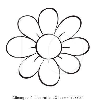 printable drawings of flowers flower outline printable royalty free rf flowers