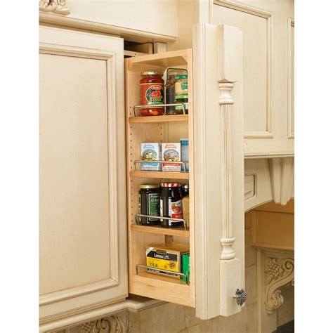 pull out pantry shelves home depot rev a shelf 30 in h x 6 in w x 11 13 in d pull out