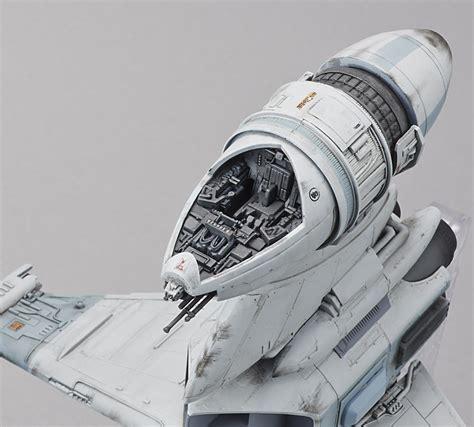 bandai b wing model kit als sdcc 2018 exclusive