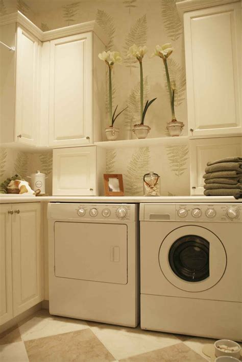 Decorating Ideas For Laundry Rooms Vintage Laundry Room Decor This For All