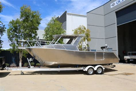 hardtop boats for sale perth new oceanic fabrication 8m hardtop trailer boats boats