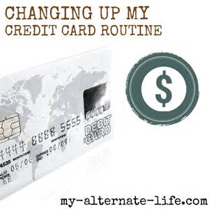 managing my credit card to stay debt free my alternate