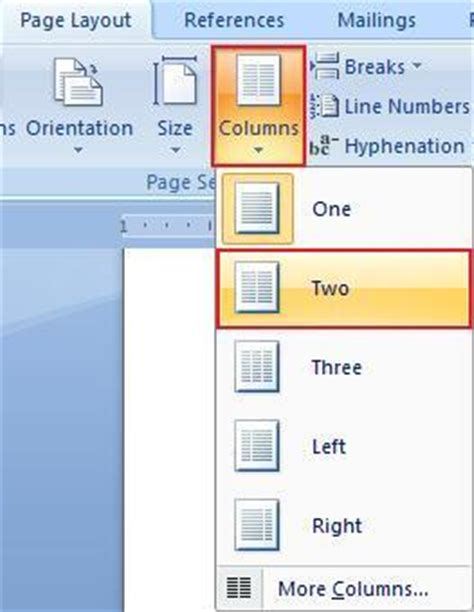 layout options word 2007 gt microsoft word 2007 page layout tab softknowledge s blog