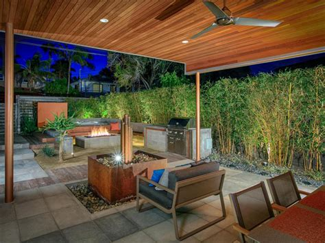 backyard privacy solutions 18 ways to add privacy to a deck or patio hgtv