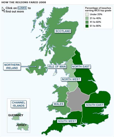 map uk beaches news uk uk beaches regional performance
