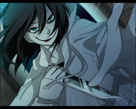 Anime Jeff The Killer by Shh Just Go To Sleep Don T Deviantart