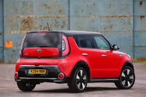 Kia Soul Pictures Kia Soul Hatchback Pictures Carbuyer