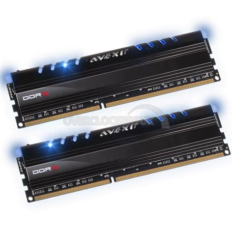 Ram Avexir avexir blue series 16gb 2x8gb ddr4 pc4 ocuk