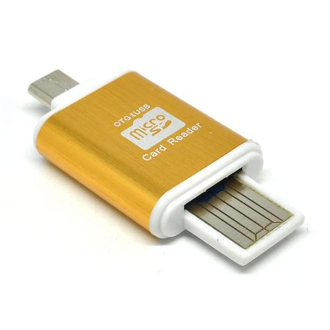 Otg Bandung otg smart card reader connection kit muo 06 golden