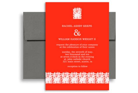 asian wedding card template modern asian personalized wedding invitation 5x7