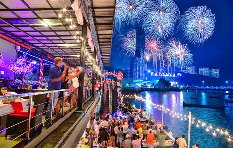 new year activities in bangkok pattaya events and festivals pattaya information