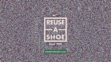 Nike Reuse A Shoe Up And Running In The Uk by Nike Reuse A Shoe 6 Fubiz Media