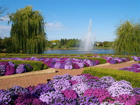 The Most Beautiful Botanical Gardens In The U S Photos What Time Does The Botanical Gardens