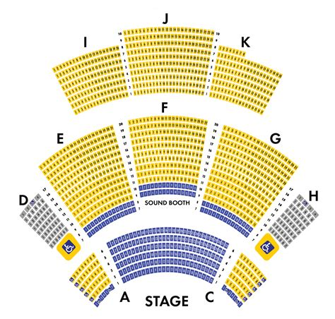alabama theater seating chart myrtle seating chart the carolina oprythe carolina opry
