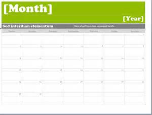 microsoft monthly calendar template ms word calendar templates montly calendar