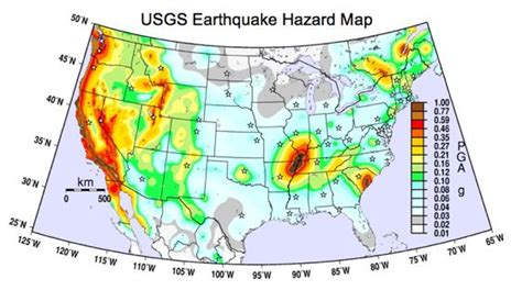 united states fault map united states geological fault lines why does the earth