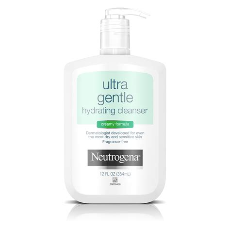 neutrogena free moisture sensitive skin 4 fl oz