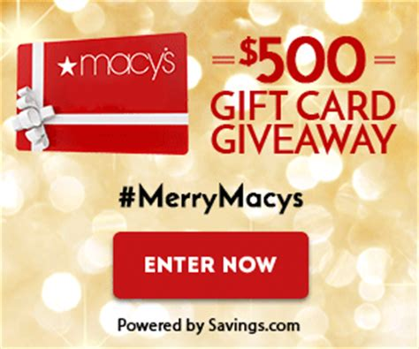 Free 500 Macy Gift Card - hey it s free tumblr try your luck thursday dec 17
