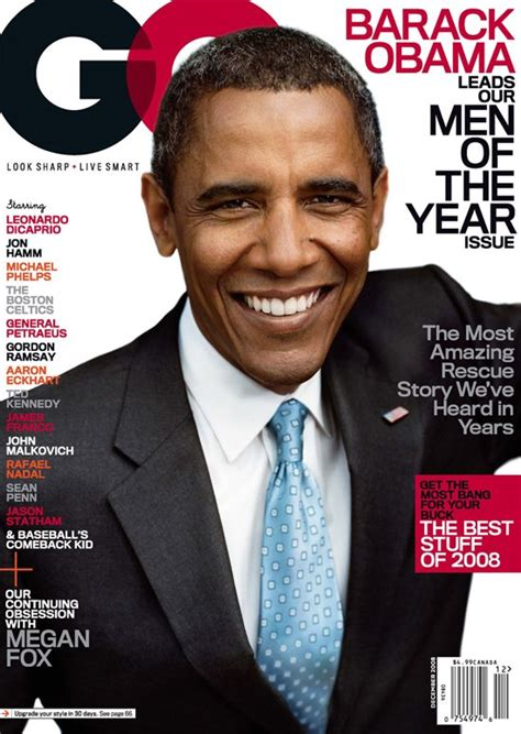 obama name gq names barack obama quot of the year quot popsugar