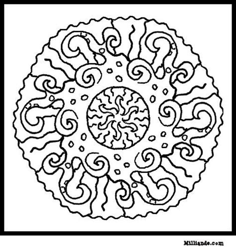 space mandala coloring pages sun mandalas coloring pages science space