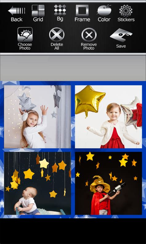 best photo collage app for android best photo collage free android app android freeware