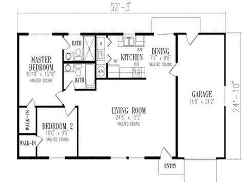floor plans 1000 square feet 1000 square foot modern house 1000 square foot house plans
