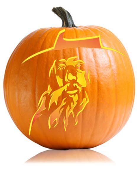gandalf pumpkin pattern
