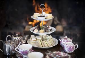 chateau tongariro hotel high tea