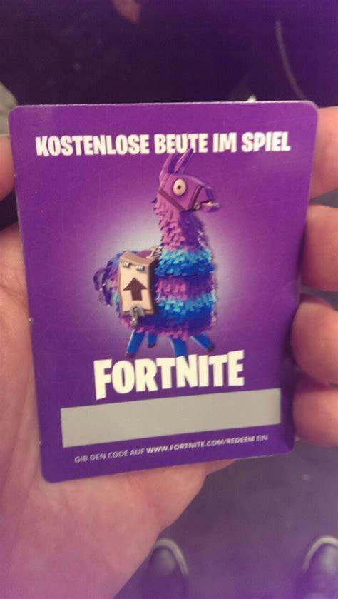 fortnite save the world code lootcard gamescom 2017 fortnite