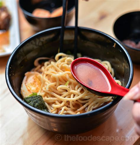 Ramen Yagami yagami ramen house gading serpong tangerang food escape food