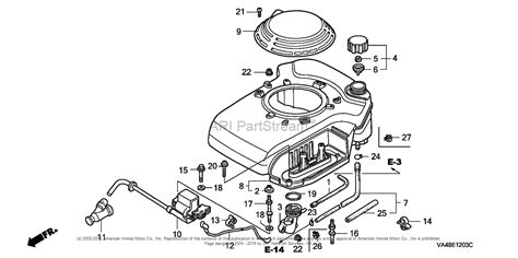 honda hrc216 parts honda hrc216k1 hxaa lawn mower usa vin mzan 6100001 to