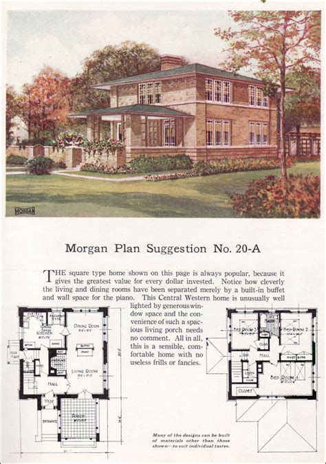 home by morgan design group 1923 morgan building with assurance prairie style box