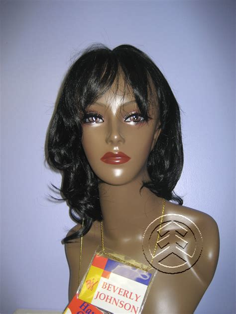 Beverly Johnson Handmade Wigs - beverly johnson wig handmade wig