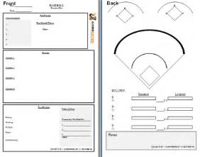 coaches baseball softball practice plan 5x8 card images