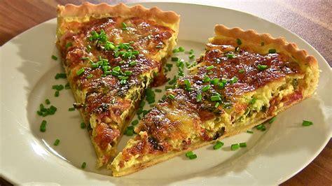 salziger kuchen quiche lorraine speckkuchen so mache ich meine quiche